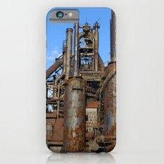 Bethlehem Steel Blast Furnace 3 iPhone 6 Slim Case