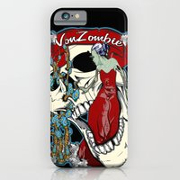 Beauty And The Zombie Br… iPhone 6 Slim Case