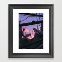 Maximyz Framed Art Print