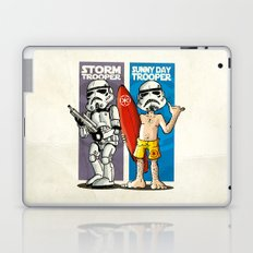 Storm and Sunny Day Trooper Laptop & iPad Skin