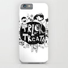 For Halloween - Trick or treat iPhone 6s Slim Case
