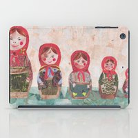 Emma iPad Case