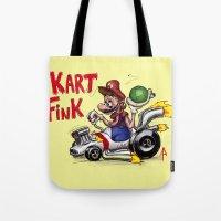 Kart Fink Big Bro! Tote Bag