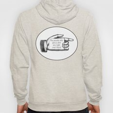 The people who give a shit... Hoody