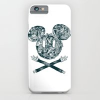 iPhone & iPod Case featuring The Mouse by Carlos Rocafort