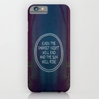 Darkest Night iPhone 6 Slim Case