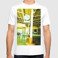 Weather going fast. Mens Fitted Tee White SMALL