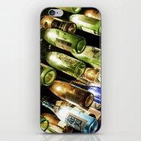 Bottles iPhone & iPod Skin