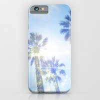 Faded Palms iPhone 6 Slim Case