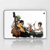 The Band II Laptop & iPad Skin