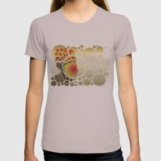 autumn Womens Fitted Tee Cinder SMALL
