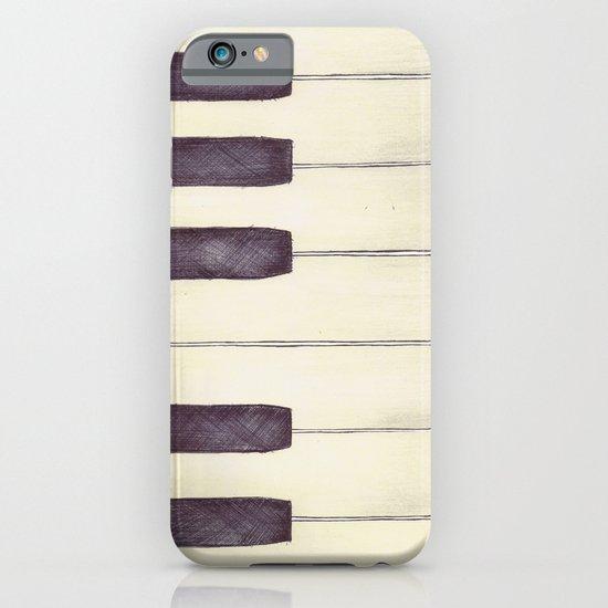 Ebony and Ivory iPhone & iPod Case