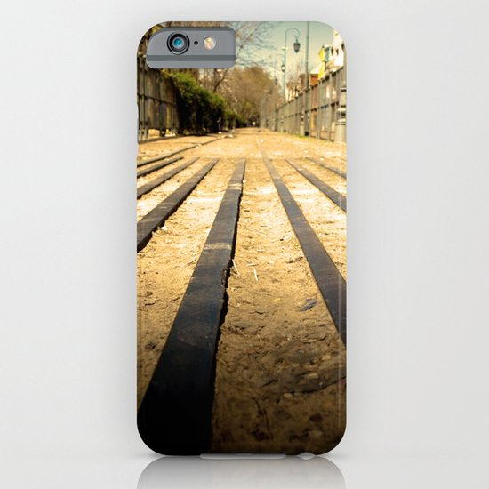 Train Line iPhone & iPod Case