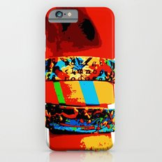 abstract 8 iPhone 6 Slim Case