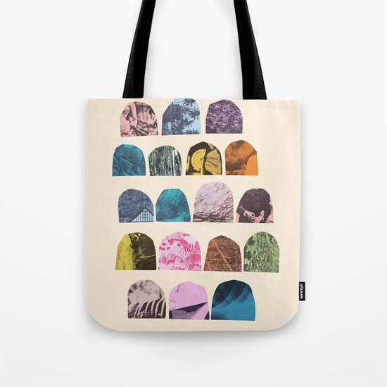 EIGHTEEN GRAVES Tote Bag