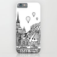 iPhone & iPod Case featuring STHLM Silhouettes II by Linda Åkeson