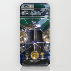 Old grill iPhone 6 Slim Case