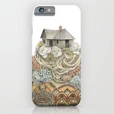 Sweet Home I // Forest Illustration iPhone 6s Slim Case