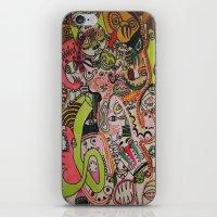 miles davies iPhone & iPod Skin