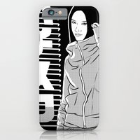 iPhone & iPod Case featuring Print No11 by Matt Willis