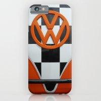 VW Checkers iPhone 6 Slim Case