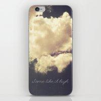 Some Like It High iPhone & iPod Skin