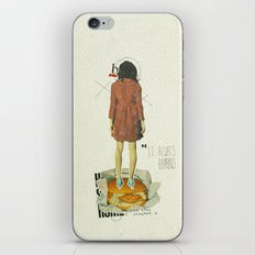 It Always Happens | Collage iPhone & iPod Skin