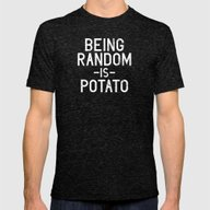 T-shirt featuring Random by Vectored Life