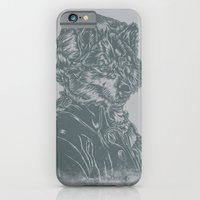 Wolf Amadeus Mozart iPhone 6 Slim Case