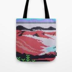 Canyons Tote Bag