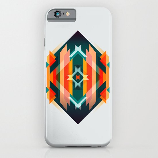Broken Diamond - Incalescence iPhone & iPod Case