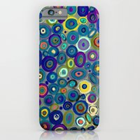 graffiti iPhone & iPod Cases featuring graffiti by sylvie demers