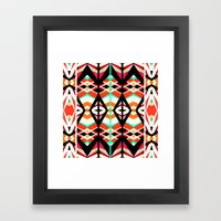 Mix #331 Framed Art Print