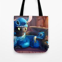 Jammy Jam Party Tote Bag