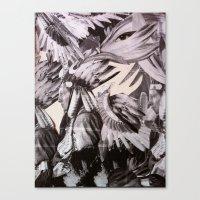AMERICAN NATIVES Canvas Print