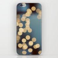 Blue Monday iPhone & iPod Skin