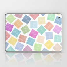 Colorful Geometric Patterns II Laptop & iPad Skin
