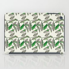 Watercolor Leaves iPad Case