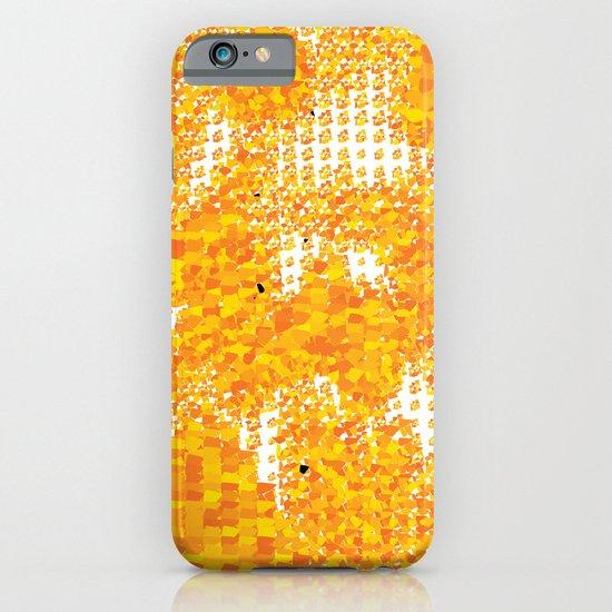 Golden Pebbles iPhone & iPod Case