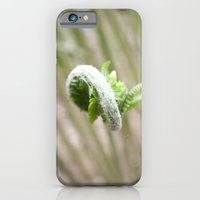 Fiddlehead Abstract iPhone 6 Slim Case