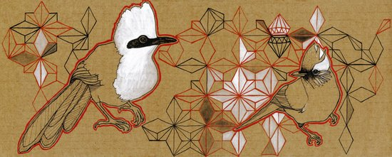 yuhina Art Print