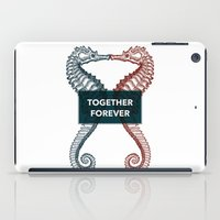 Together Forever iPad Case