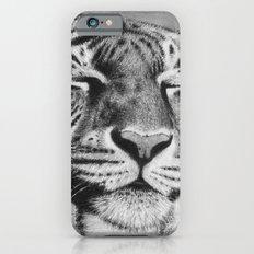 Sleepy Tiger iPhone 6 Slim Case