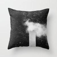 Steam Throw Pillow