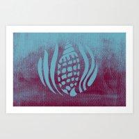 llehsshell Art Print