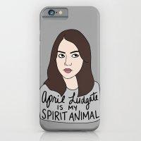 April Ludgate Is My Spir… iPhone 6 Slim Case