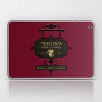 Camelot's One Stop Magic… Laptop & iPad Skin