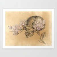 HUMAN NATURE Anatomy Ser… Art Print