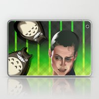 In space no one can hear you scream Laptop & iPad Skin