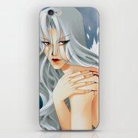 Angel/Demon iPhone & iPod Skin